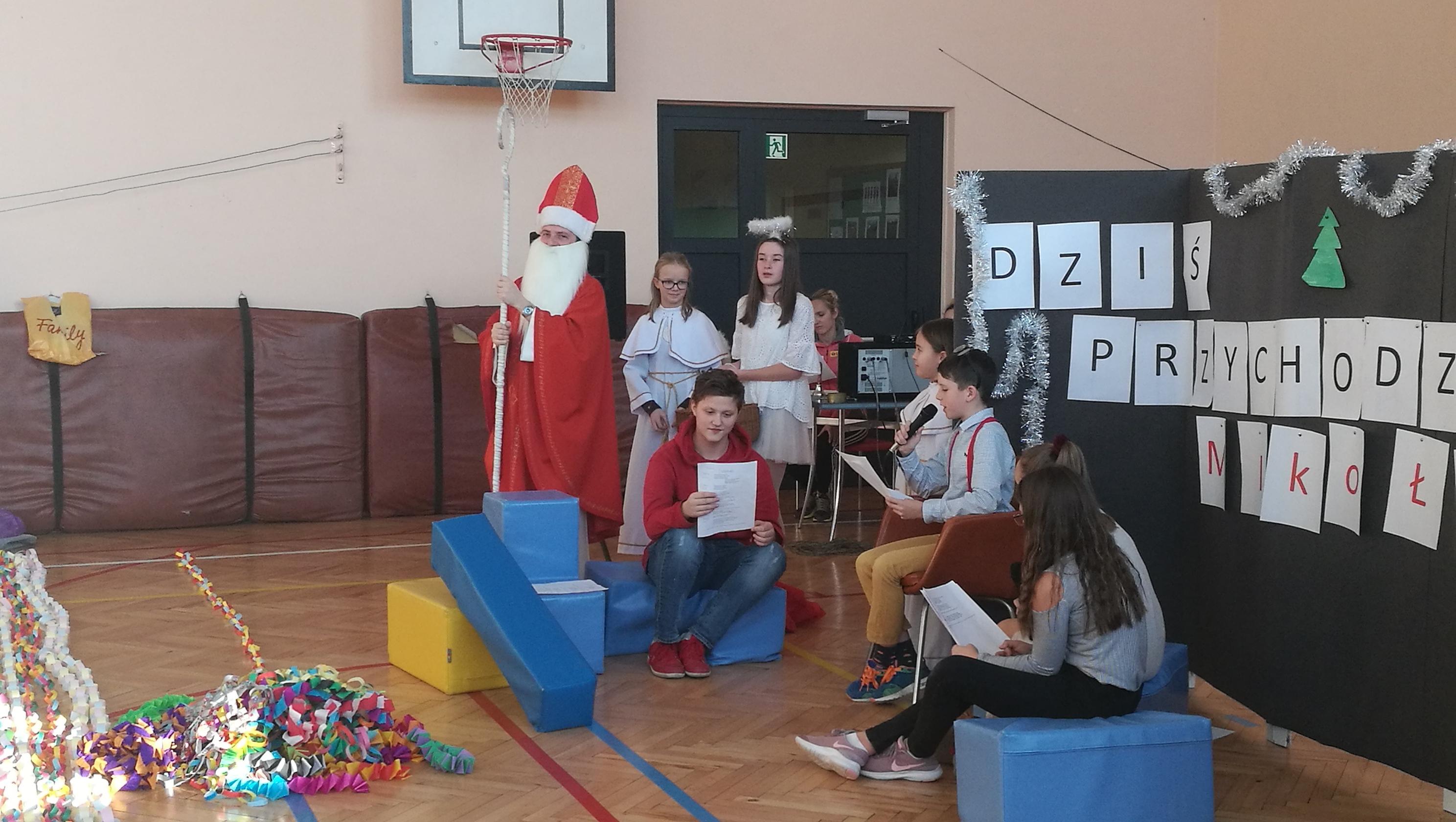 Mikołajki W Naszej Szkole
